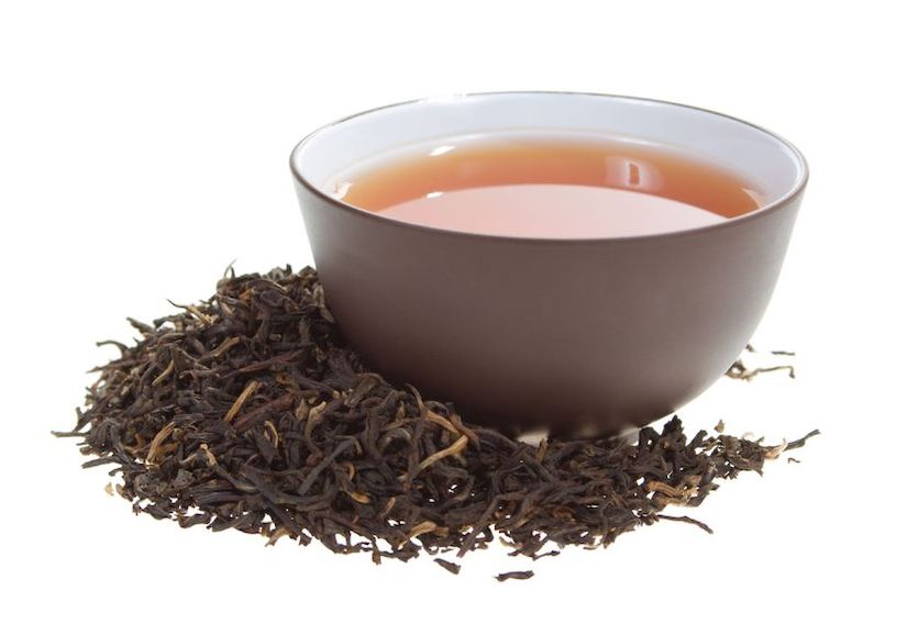 P2001-RT Polar pesticides / contaminants in black tea